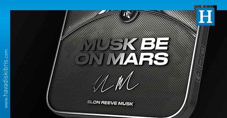 Elon Musk, özel telefon, mars, Dragon,