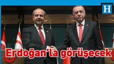 Photo of Başbakan Tatar, TC Cumhurbaşkanı Erdoğan ile görüşecek