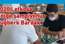Photo of Lefkoşa'nın şampiyonu Tuğberk