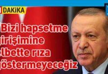 Photo of Erdoğan: Akdeniz'de herkesin hakkını koruyan bir formül bulalım