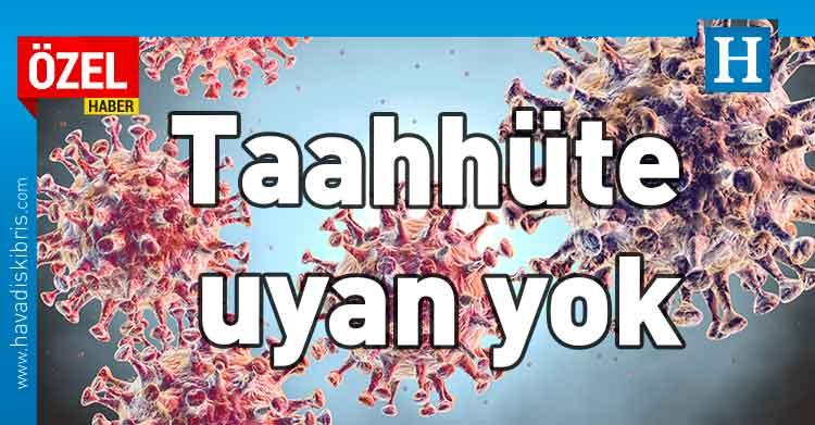 Mine Yücel, koronavirüs, korona virüs, coronavirus, corona virüs, COVID-19, test, vaka, pozitif, karantina, taahhütname