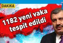 Photo of Türkiye'de koronavirüs nedeniyle 15 kişi vefat etti