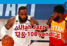 Photo of Lakers liderliği garantiledi