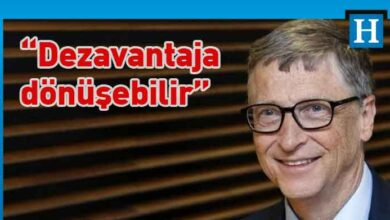 Photo of Bill Gates'ten TikTok açıklaması