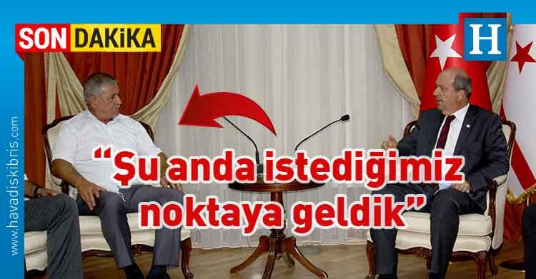 İnşaat Müteahhitleri Birliği, hükümet, eylem, sona erdi, pandemi, KKTC, Kıbrıs Türk İnşaat Müteahhitleri Birliği Başkanı Gürcafer, Başbakan Ersin Tatar