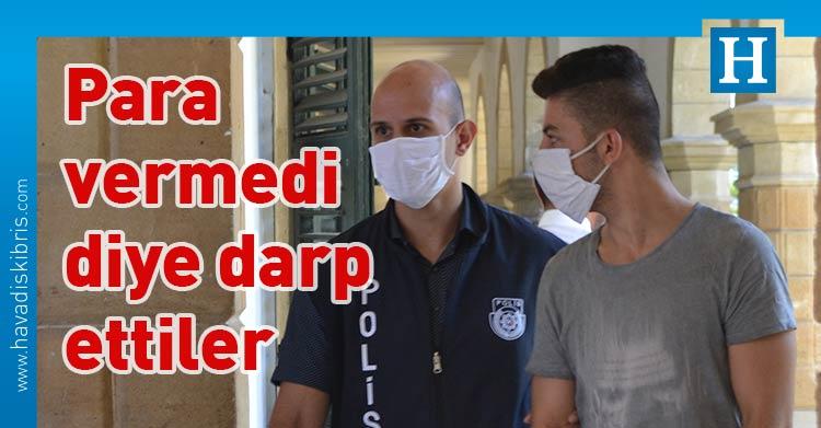 Sedat Demir, Muhammed Kadir Varan, Lefkoşa, darp, Vahim zarar, ciddi darp,