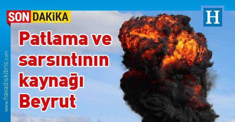 Lübnan, Beyrut, patlama, kıbrıs, KKTC