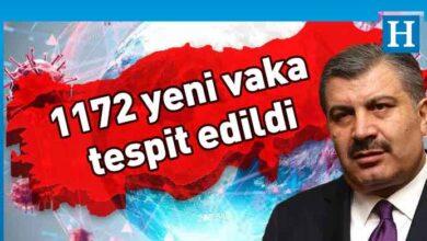 Photo of Türkiye'de koronavirüs nedeniyle 16 kişi vefat etti