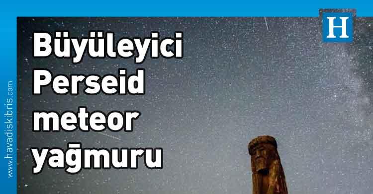 Perseid meteor yağmuru, İngiltere, Greenwich Kraliyet Gözlemevi, gökbilimci Edward Bloomer,