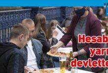 Photo of İngiltere'de haftada 3 gün lokantalarda hesabın yarısını devlet ödeyecek