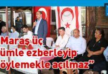 Photo of Özersay: Kıbrıs Türkü'nü müzakere masasına hapsetmeyeceğim