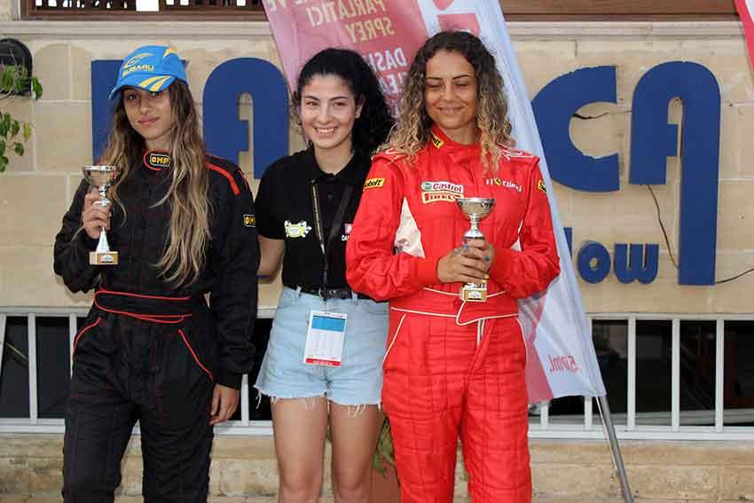 Avenue Dereboyu Kuzey Kıbrıs Tırmanma Şampiyonası, Kaplıca - Kantara, Kaplıca – Kantara özel etabı,