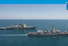 Photo of ABD deniz ve hava kuvvetlerinden Karadeniz'de tatbikat