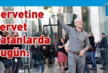 Photo of Apple CEO'su Tim Cook da dolar milyarderleri listesine girdi