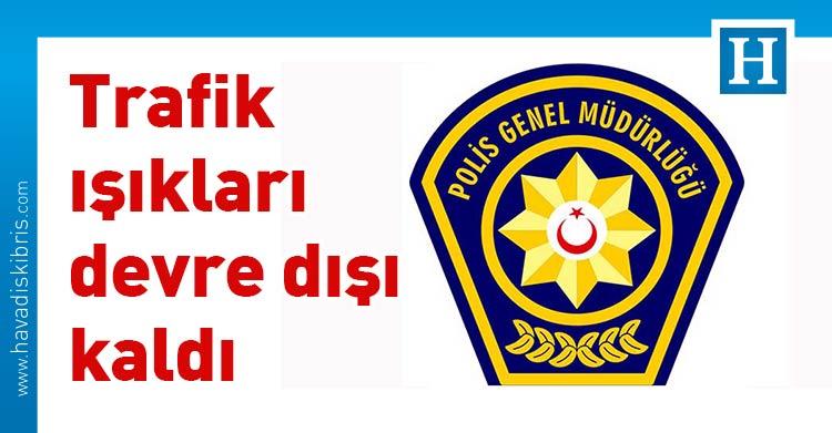 trafik ışıkları, Lefkoşa, eski Kıbrıs Türk Havayolları, dereboyu, Polis Basın Subaylığı, Bedrettin Demirel Caddesi