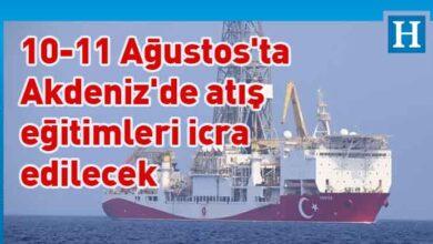 Photo of Türkiye'den yeni NAVTEX ilanı