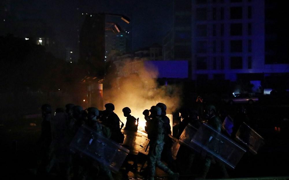 Lübnan, Lübnan Başbakanı Hassan Diyab, hükümet, Beyrut, patlama, protesto