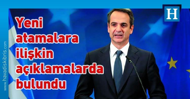 Yunanistan, hükümet, yeni tip corona virüs, Covid-19, Avrupa Birliği, kabine, değişiklik, Hükümet Sözcüsü Stelyo Petsas