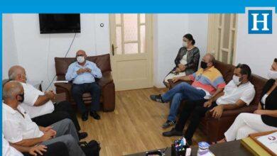 Photo of Özyiğit, Akıncılar- Lurucina Kapı İnisiyatifi ile görüştü