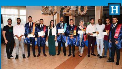 Photo of DAÜ Libyalı öğrenciler birliği veda gecesi düzenledi