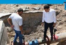 Photo of Oğuz, Serhatköy ve Kumköy pompa istasyonlarinda incelemede bulundu