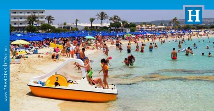Güney Kıbrıs turist