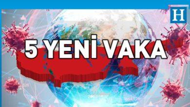 Photo of Güney Kıbrıs'ta toplam vaka sayısı 1119