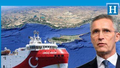Photo of NATO'dan Doğu Akdeniz'de uluslararası hukuk çağrısı