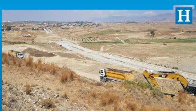 Photo of Lefkoşa kuzey çevre yolunda çalışmalar yeniden başladı