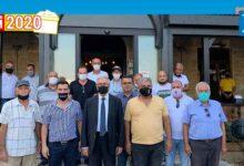 Photo of Akıncı, DTB ile TOL ve GHE lokallerini ziyaret etti