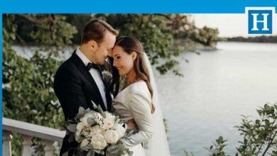 Photo of Finlandiya Başbakanı Sanna Marin evlendi