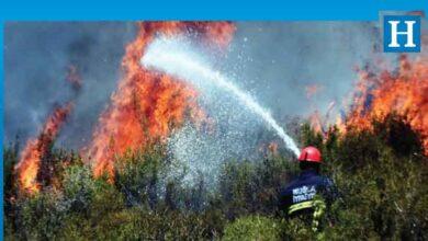 Photo of Türkiye'de bugün 11 ilde 14 orman yangını çıktı