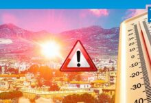 Photo of Aşırı sıcak hava için sarı alarm yayınlandı