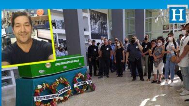 Photo of Aydın Türksever BRT'den alkışlarla uğurlandı