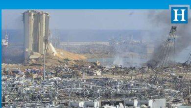Photo of Beyrut Limanı'ndaki patlamanın yol açtığı maddi hasar 15 milyar doları aştı