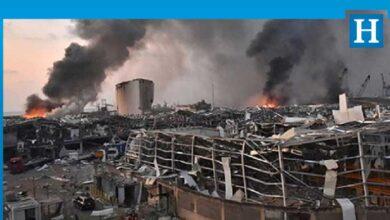 Photo of Beyrut'ta ölü sayısı 73'e yükseldi
