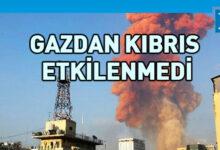 Photo of Kıbrıs'ın havasında zehirli gaz yok