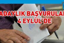 Photo of Seçim yasakları yarın başlıyor