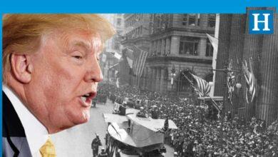 """Photo of ABD Başkanı Trump'tan """"İkinci Dünya Savaşı"""" gafı"""