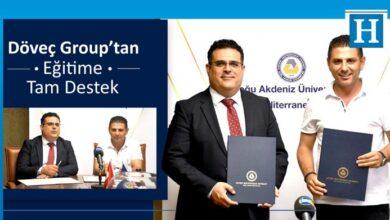 Photo of Döveç Group'tan Eğitime Tam Destek