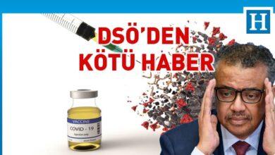 Photo of DSÖ: Covid 19 aşısı hiçbir zaman bulunamayabilir