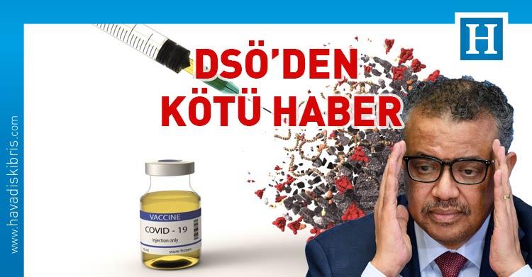 DSÖ covid-19 aşısı