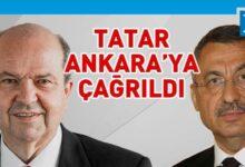 Photo of Başbakan Tatar yarın Ankara'ya gidiyor