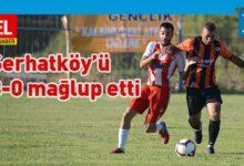Photo of Gaziveren, üç puanı üç golle aldı