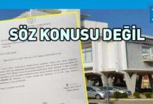 Photo of Amcaoğlu: Yasadışı bir işlem asla söz konusu değildir