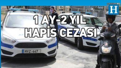 Photo of Güney Kıbrıs'ta trafik cezalarında artış