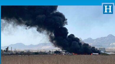 Photo of Haspolat Sanayi'deki yangın kontrol altına alındı