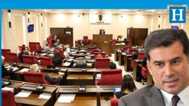 Photo of Hüseyin Özgürgün'ün istifa dilekçesi Meclis'te okundu