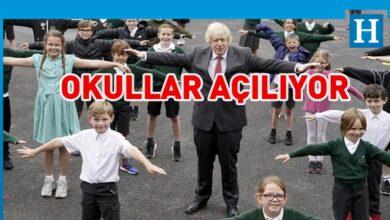 Photo of İngiltere'de okullar Eylül ayında yeniden açılacak
