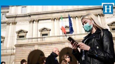 Photo of İtalya'da gerçek vaka sayısı 1,5 milyon